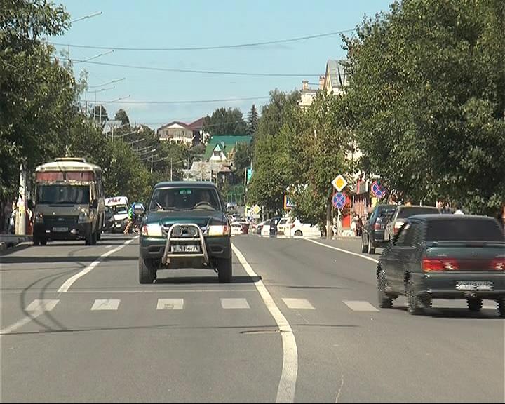 Транспортные изменения в Переславле.