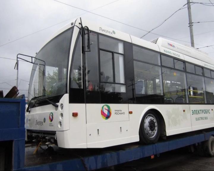Наш город станет первым, где чудо-транспорт выйдет на маршрут.