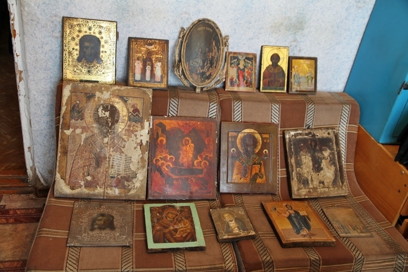 В Костромской области задержали похитителя 300 икон