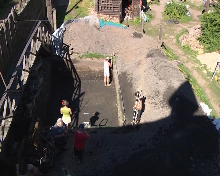 В Ярославской области подходит к концу очередной сезон археологических раскопок.