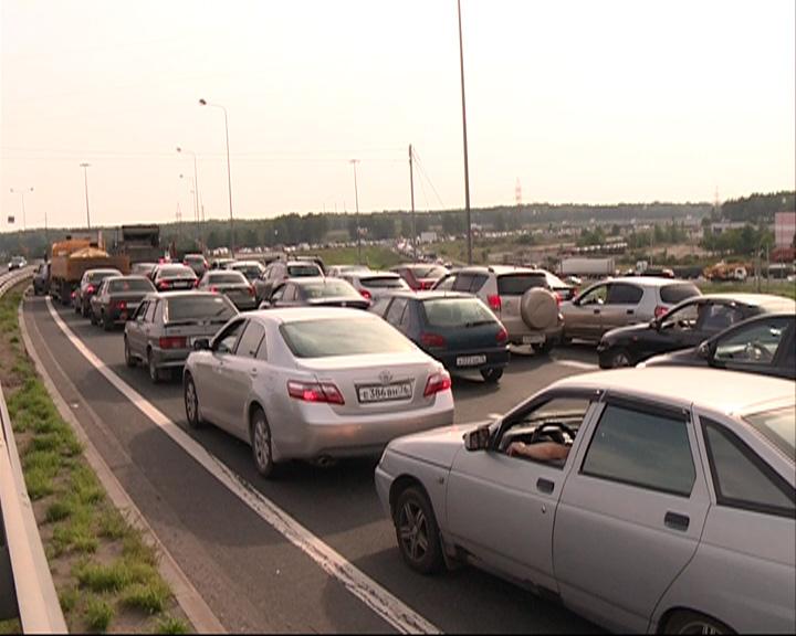 Транспортный коллапс в Ярославле