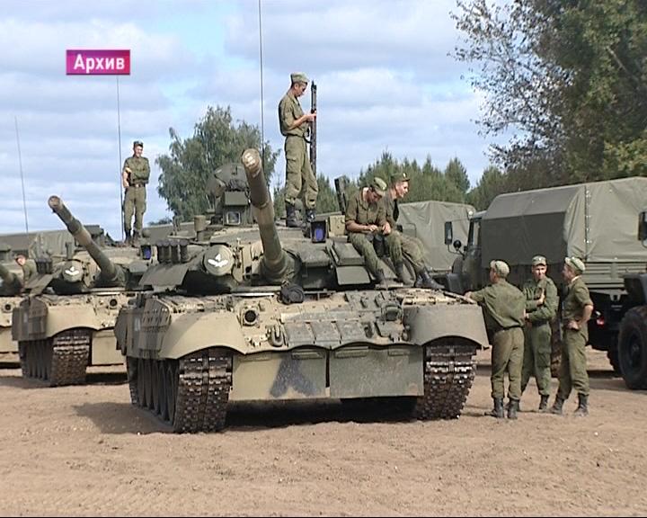 В регионе стартует призыв на учебные военные сборы