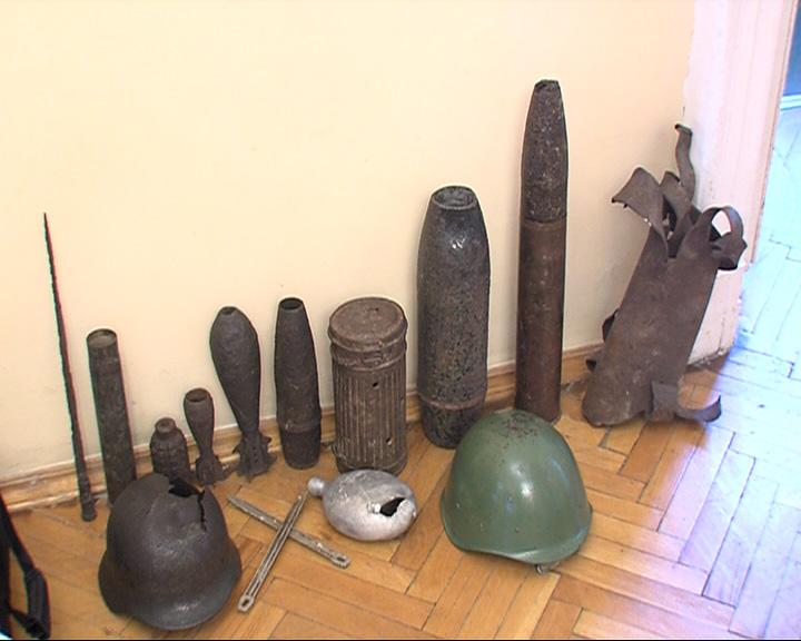 Выставка, посвященная 100-летию начала Первой Мировой Войны