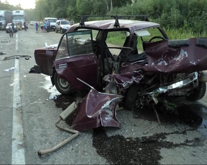 Страшная авария на трассе Ростов-Углич
