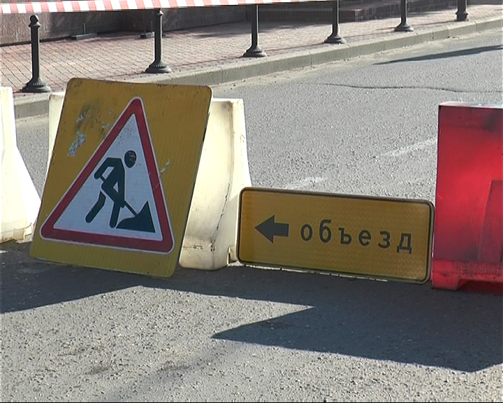 Начался ремонт подъездных путей к новому мосту в Переславле