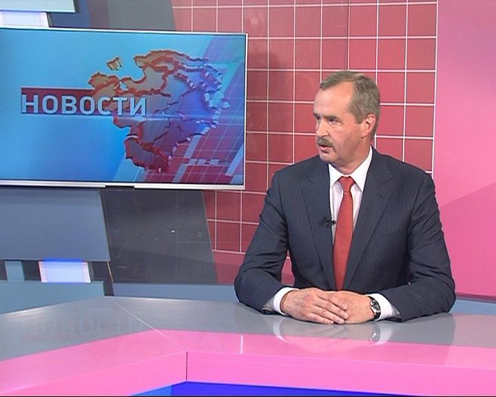 Александр Князьков: «В субботу в дома ярославцев вернется горячая вода»