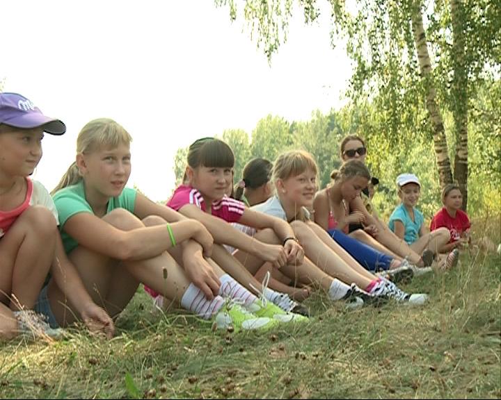 Как оказалось, профильные смены в детских лагерях очень популярны