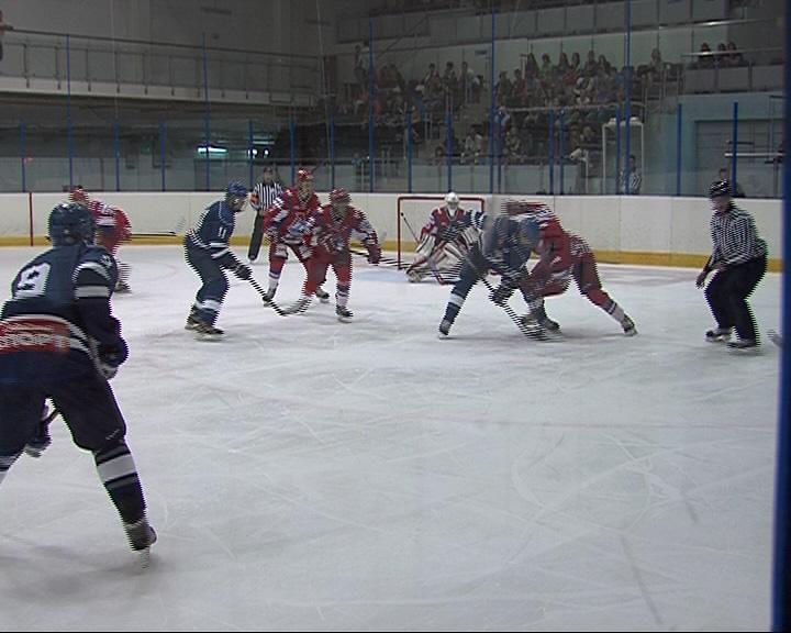 Команда «Локо» переиграла местный «Блюз» - 4:0