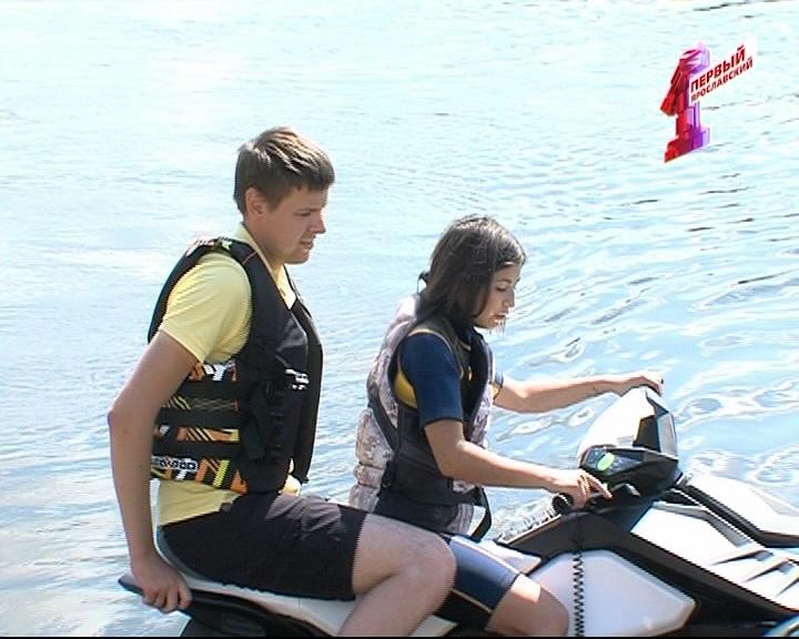 Один рычаг и спасательный жилет: на свою голову был покорен гидроцикл