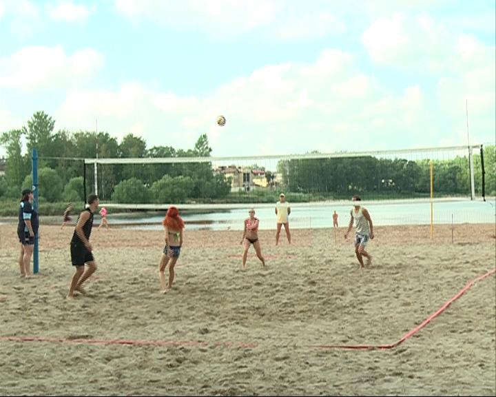 В субботу в Ярославле состоялось сразу несколько крупных спортивных состязаний