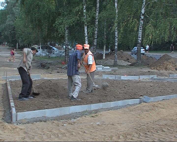 Ремонт и строительство в Брагино идет полным ходом