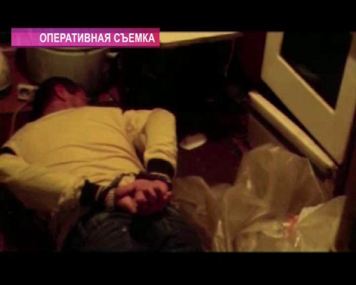 Наркополицейские накрыли притон в Дзержинском районе Ярославля