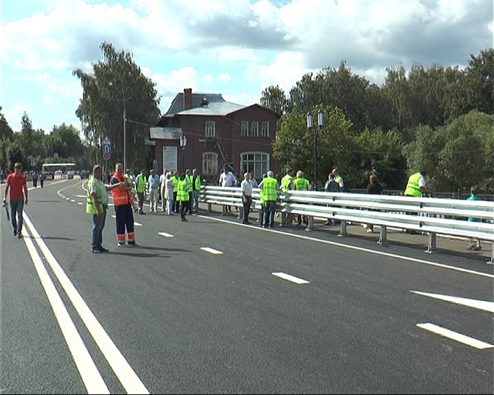 Переславский мост подвергся тотальной проверке