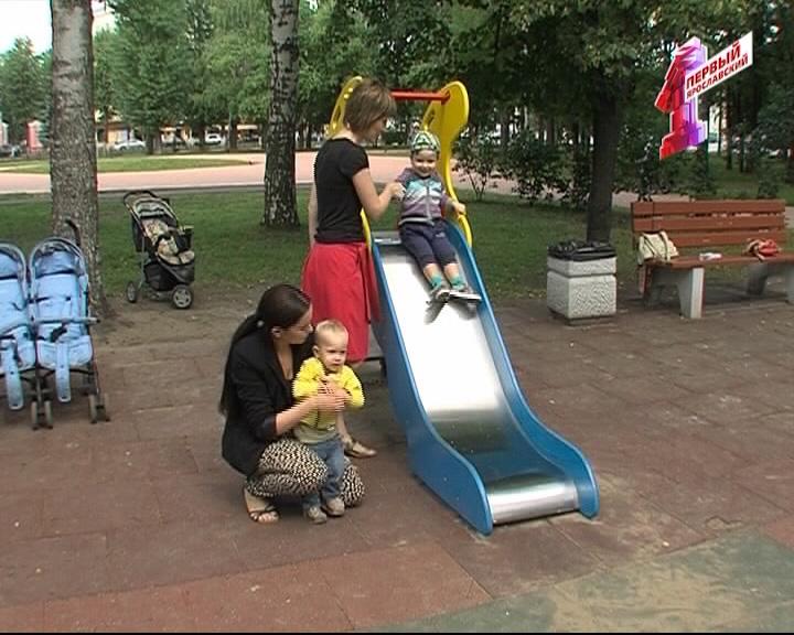 Рейд по детским площадкам Ярославля