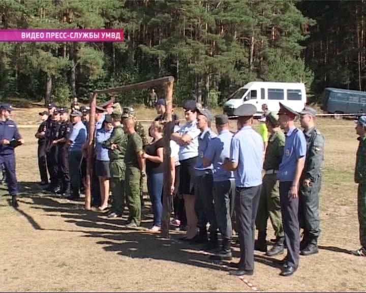 Молодежь и полиция вместе: в Борисоглебском районе открылся областной слет