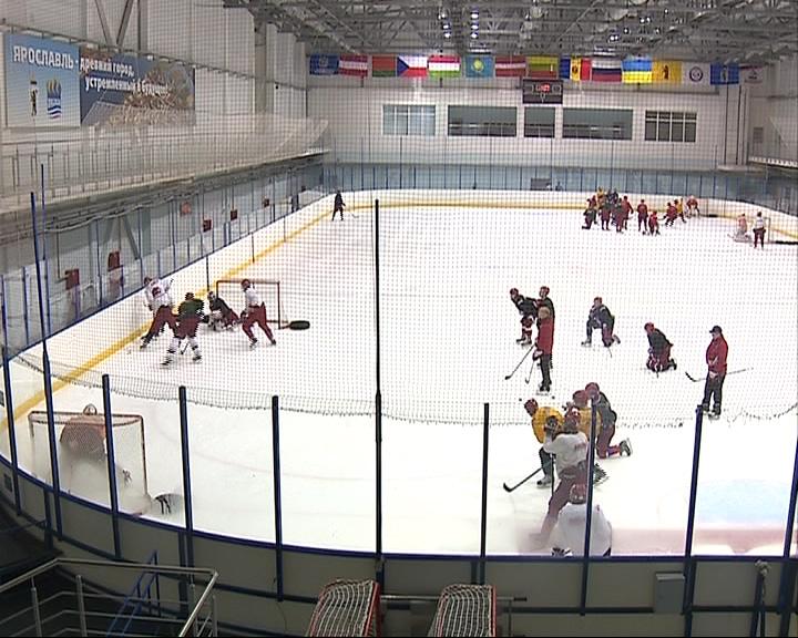 Молодежная команда «Локо» уже приступила к тренировкам в Ярославле