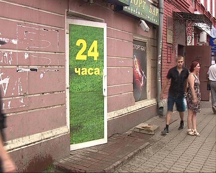 Спорт-клуб и спорт-бар проверили на наличие игровых автоматов
