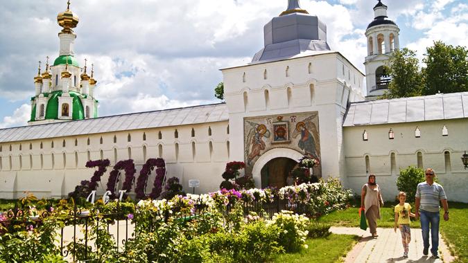 Дмитрий Медведев поздравил участников празднования 700-летия основания Толгского монастыря