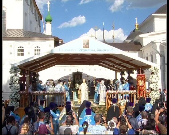 Толга празднует 700-летний юбилей