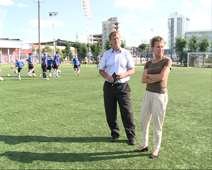 В Ярославль приехали представители УЕФА