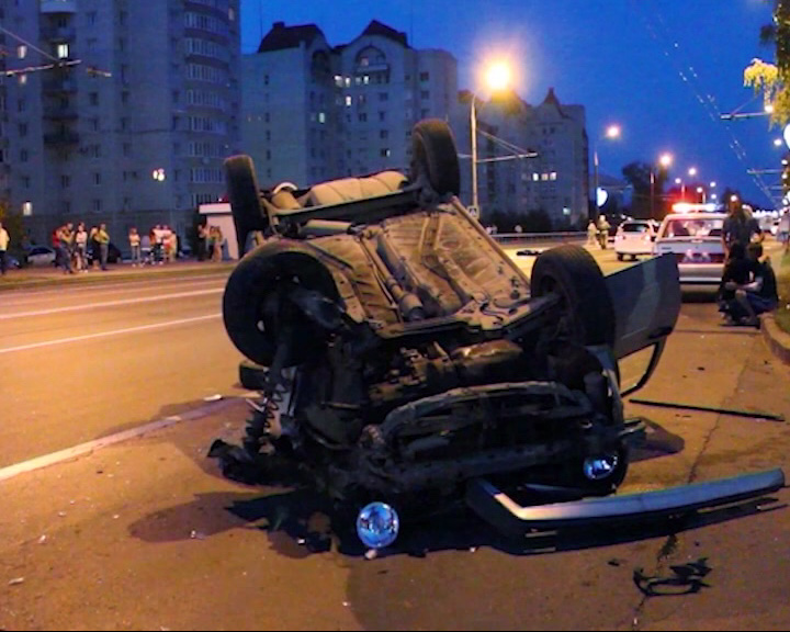 В Рыбинске на пешеходном переходе была насмерть сбита 58-летняя женщина