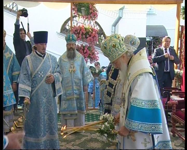 Состоялось празднование 700-летия Толги