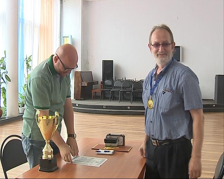 Сергей Каторгин завоевал «золото» на чемпионате Европы по шашкам