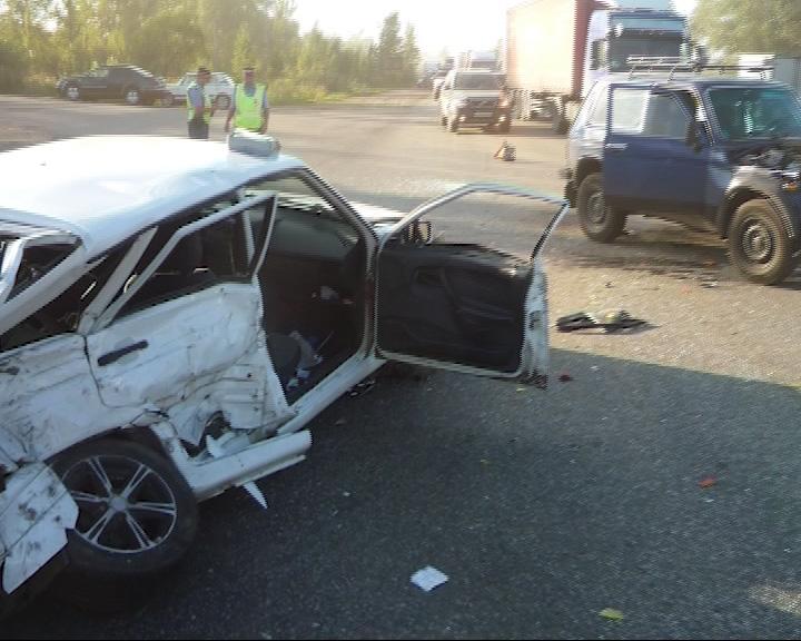 В аварии на окружной дороге погиб 3-летний ребенок