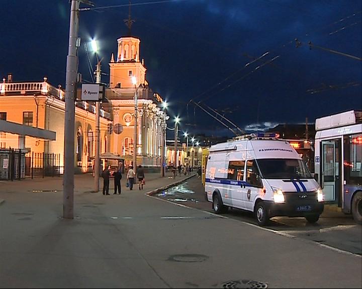 В минувшую пятницу из здания билетных касс Ярославля-Главного эвакуировали около 100 пассажиров