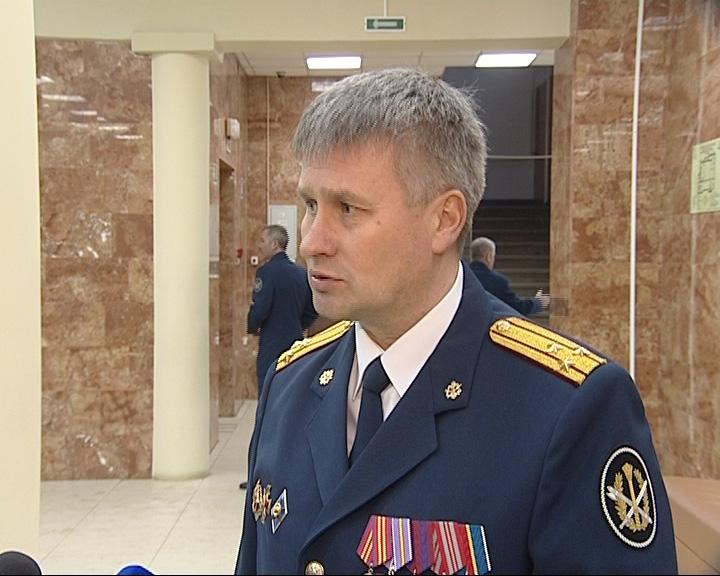 Сергей Доронин подал рапорт об увольнении на пенсию