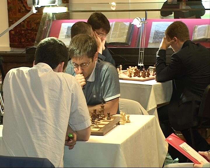 В музее-заповеднике стартовал турнир среди шахматных чемпионов Европы