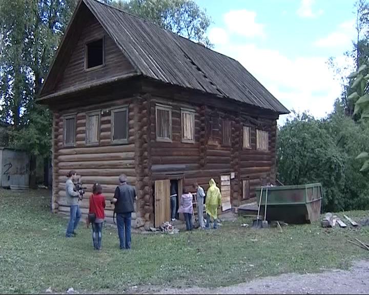 На спасение дома Меховых-Ворониных выделено 2,5 млн