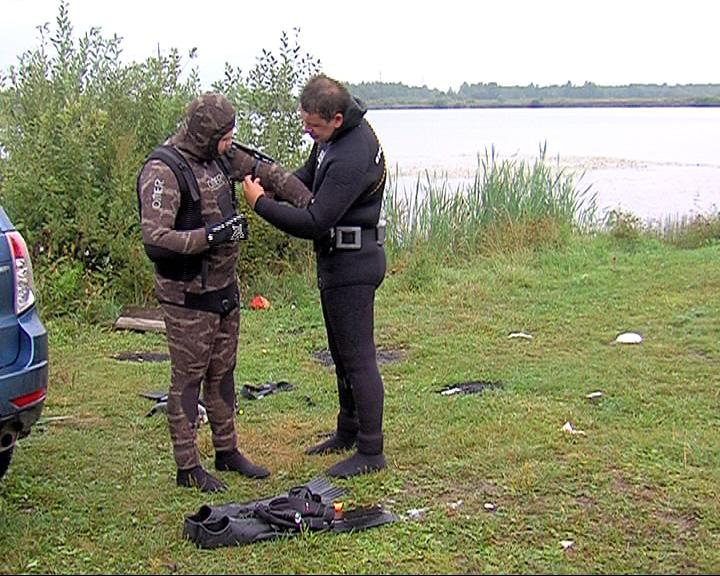 Подводная охота обретает все большую популярность среди ярославцев