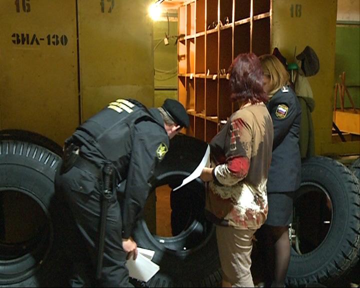 Судебные приставы провели арест имущества «САХа»