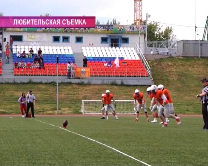 В эти выходные в Ярославле пройдет турнир по американскому футболу «Volga Bowl»