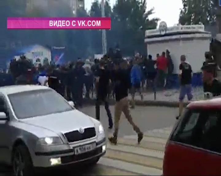 В Иваново подрались фанаты «Шинника» и «Текстильщика»