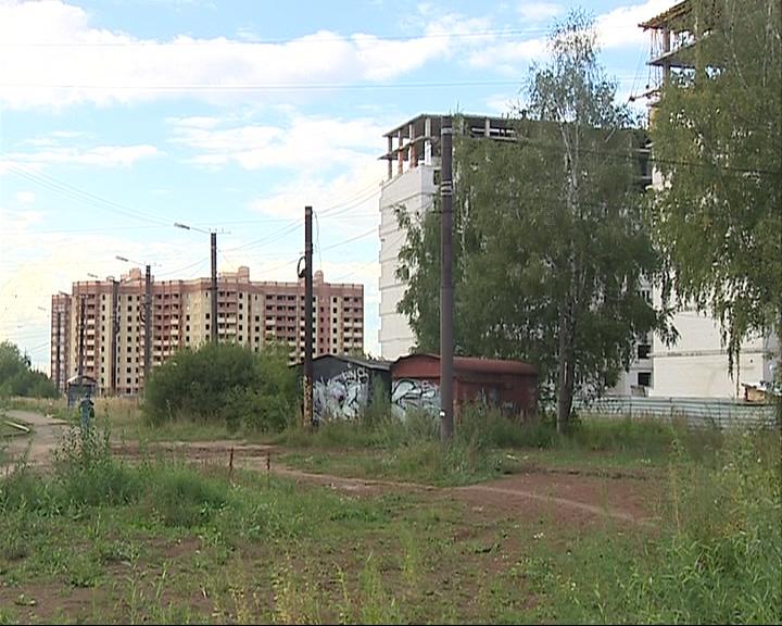 На территории поселка 2-е Брагино началась застройка многоквартирными домами