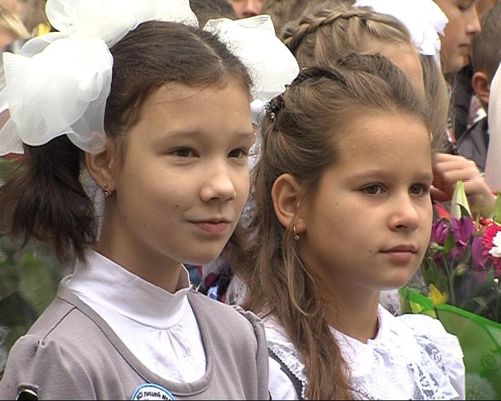 В сельхозакадемии и школе № 9 отметили День знаний