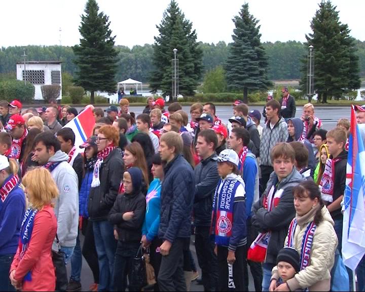 В день памяти «Локомотива» в Рыбинске пройдет митинг