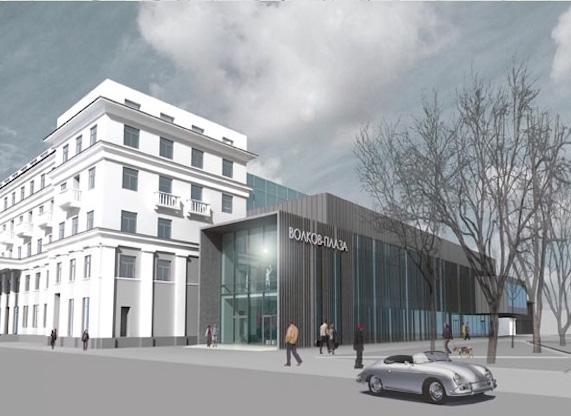 Некторые архитекторы выступили «против» нового ТЦ в центре