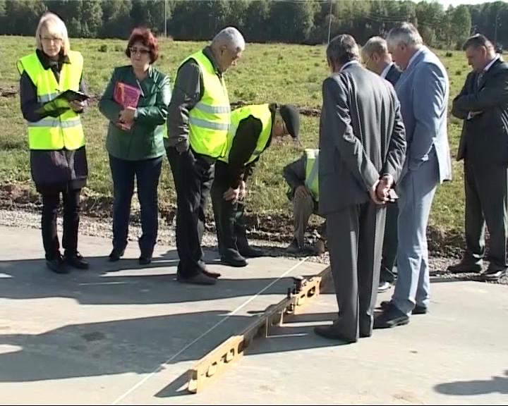 В Даниловском районе проверяют качество дорог
