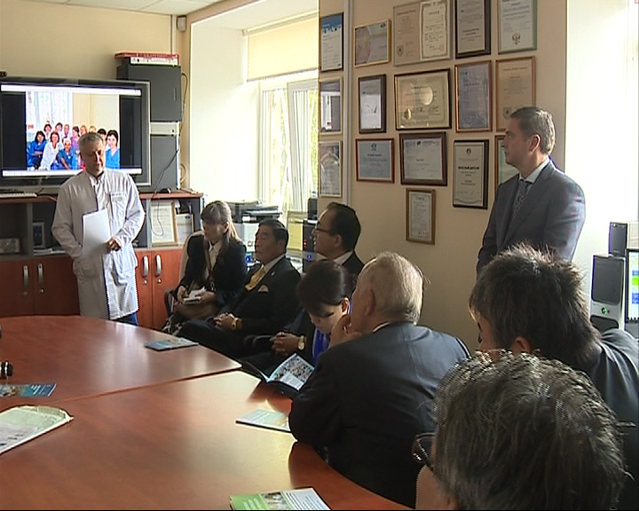 Ярославскую область посетила делегация предпринимателей из Японии