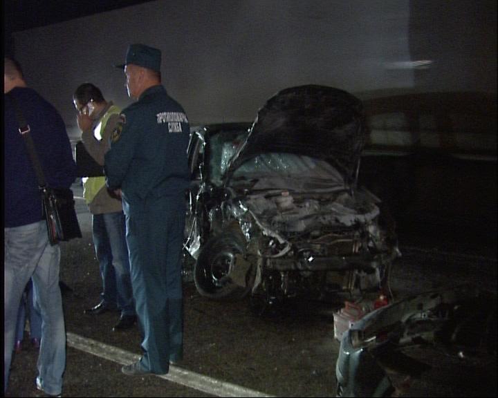 Авария на трассе «Холмогоры»: 5 человек погибли