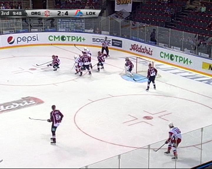 «Локомотив» сыграл с «Динамо»: волевая победа «железнодорожников»