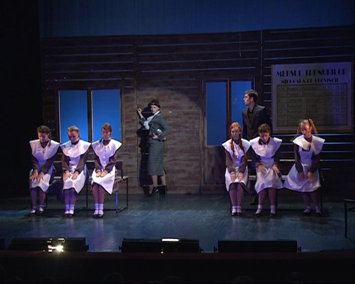 Учебная сцена ЯГТИ открыла свой сезон премьерным спектаклем «Безымянная звезда»