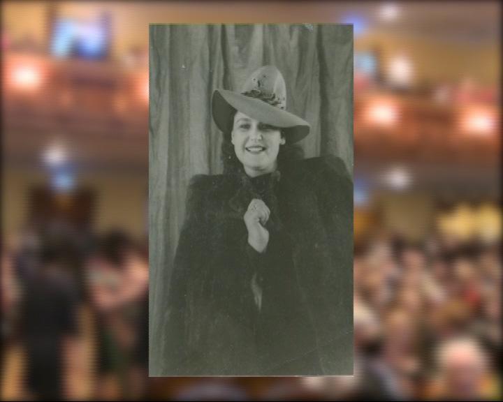 Актриса театра Волкова Софья Аверичева отмечает свой 100-летний юбилей