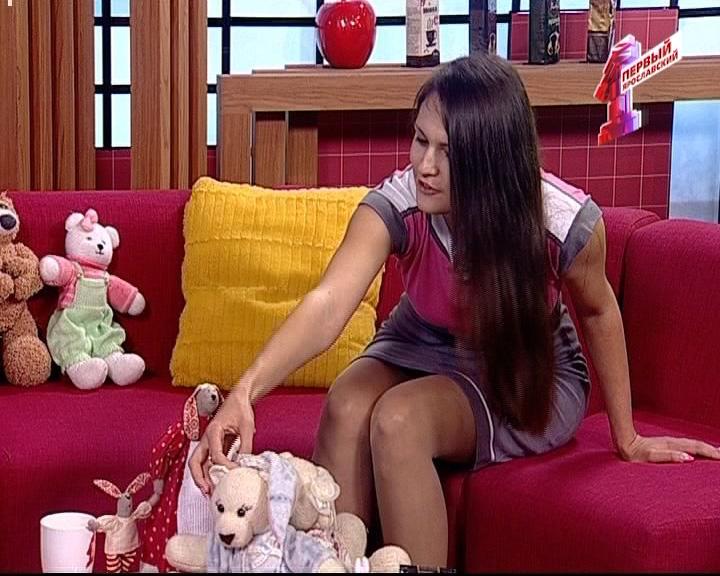 Екатерина Архиповская: игрушки надо делать своими руками