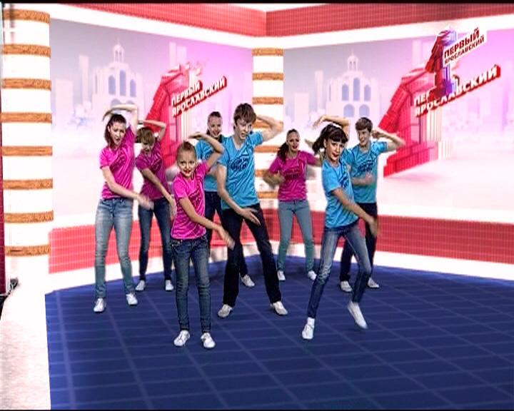 Танцы XXI века в утро XXI века