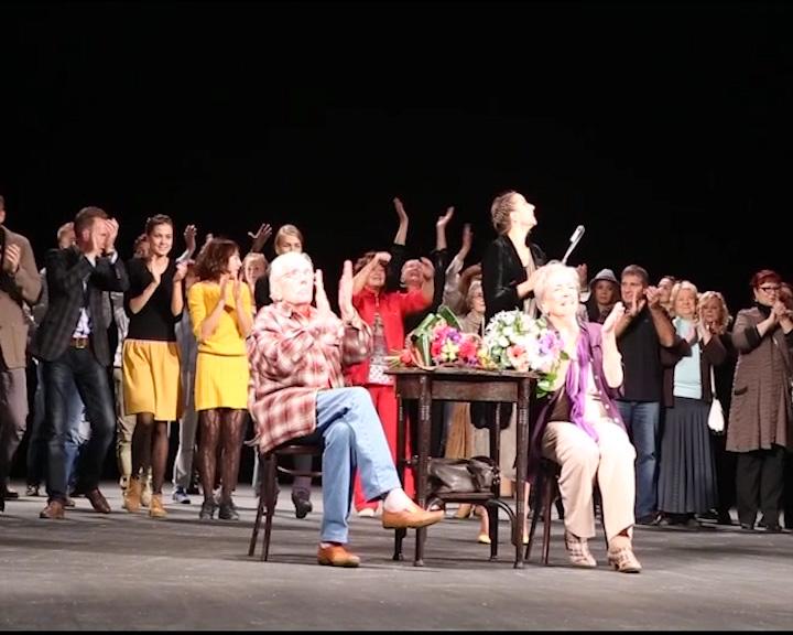 В Волковском театре открылась основная сцена