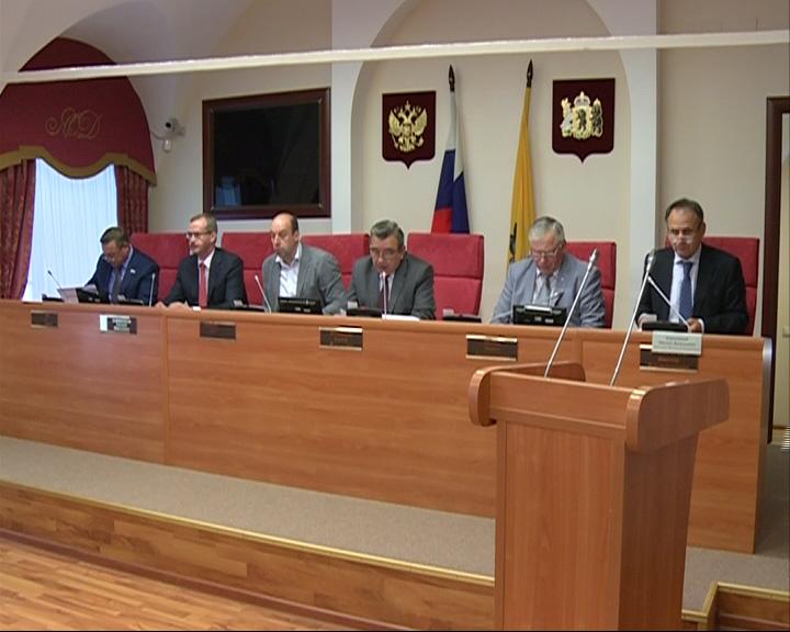 Дорожная стратегия Александра Князькова утверждена